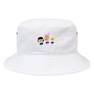 パワーパフガールズ Bucket Hat