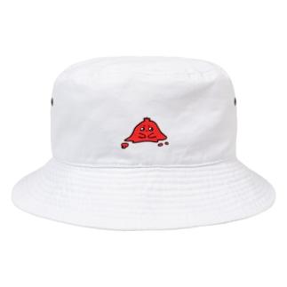 うりゅりたこさんハット Bucket Hat