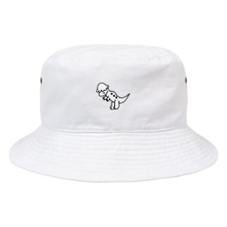 タレ目パキケファロ Bucket Hat