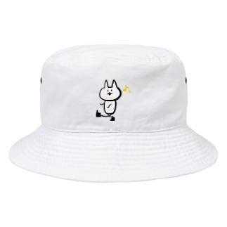 コサックネコ Bucket Hat