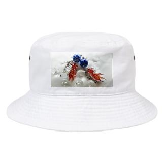 天川金魚 Bucket Hat