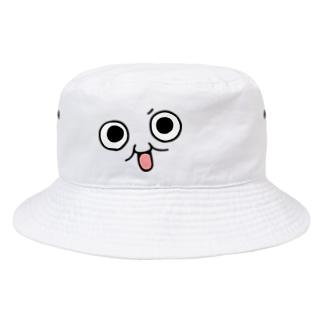 モチゾー(顔抜き) Bucket Hat