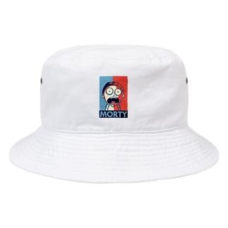 いちごのモーティー Bucket Hat
