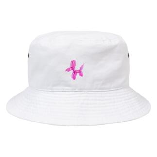 バルーーーン Bucket Hat