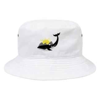 くじらさん (お父さんありがとう) Bucket Hat