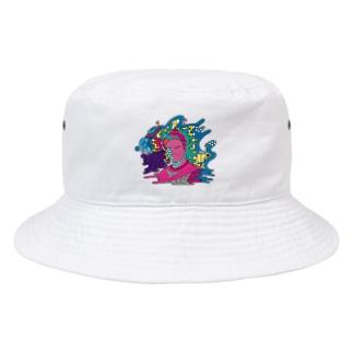 kai 『Showy』 Bucket Hat