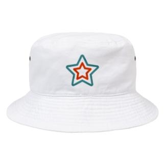 sTar☆Coon - self control Bucket Hat