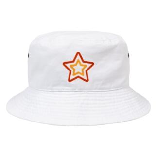 sTar☆Coon - tolerant Bucket Hat