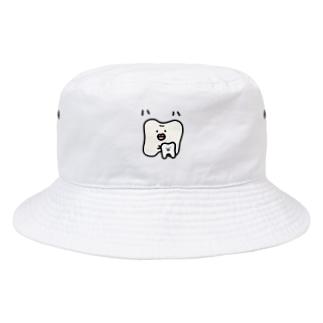 ハハのもの Bucket Hat