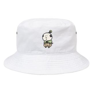 ノーパン侍 Bucket Hat