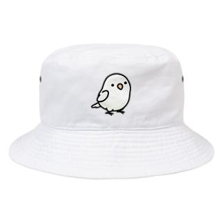 Chubby Bird ボタンインコ Bucket Hat