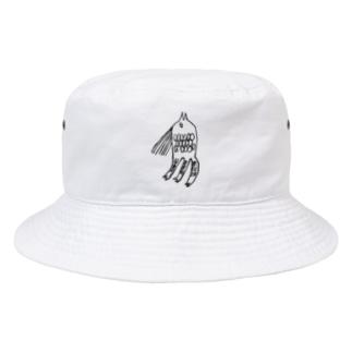 アマビエ とっぶ Bucket Hat