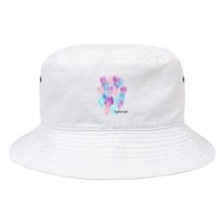 honeyの紫陽花~ajisai~ Bucket Hat