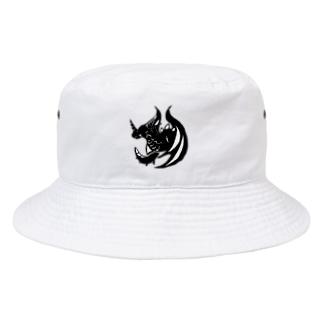 カゲ ト イキル Bucket Hat