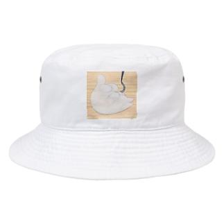 にしやまみづき/み〜たろうのてあそび猫 Bucket Hat