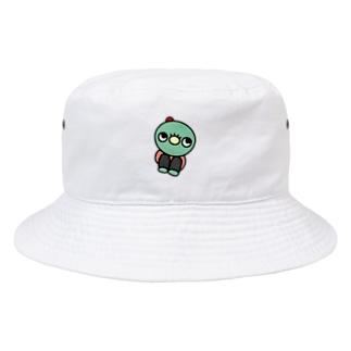 生きづらいくん Bucket Hat