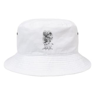 nanimono Bucket Hat