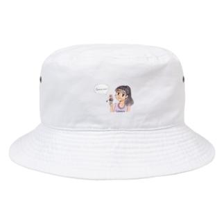 一口ちょーだい!! Bucket Hat