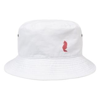 しばいぬさん15 Bucket Hat