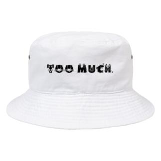 アニマルとぅまっち。 Bucket Hat