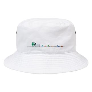 金平糖ちゃん おおつぶ Bucket Hat
