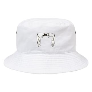 ごっつんこ Bucket Hat