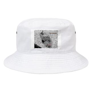 なでしこ@デザインの君の名は~Your name is~ Bucket Hat