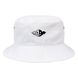 白黒くん Bucket Hat