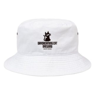 DaydreamingCatBrewing_logo Bucket Hat