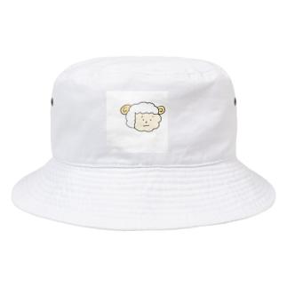 もずくの元気出せよ、羊くん Bucket Hat