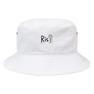 棒人間ちゃん Bucket Hat