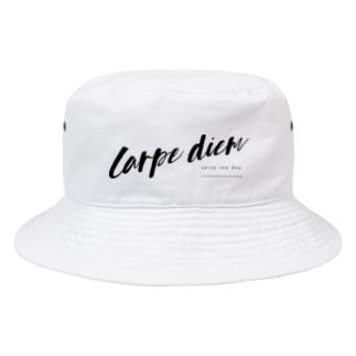 Carpe diem Bucket Hat