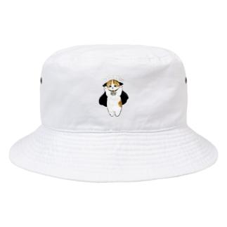 ドラキュラにゃん Bucket Hat