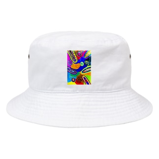 EPCSY GOODSのMisty world Bucket Hat