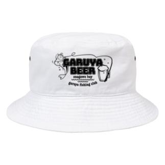 ガル屋釣部 帽子 Bucket Hat