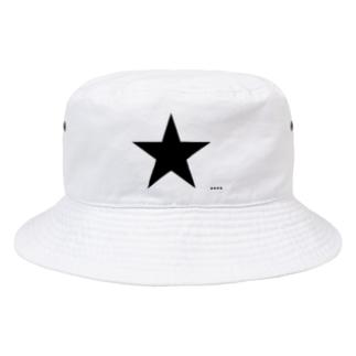 Yamachan0201の星 Bucket Hat