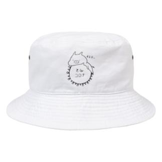 とんこれら じゃないよ Bucket Hat