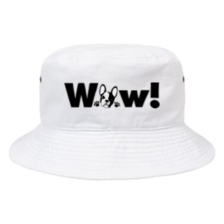 Wow!フレブル! Bucket Hat