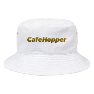 Cafe Hopper Bucket Hat