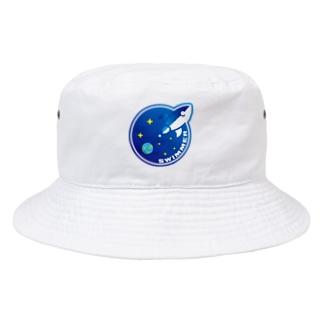 SWIMMER Bucket Hat