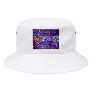 グアテマラ民族衣装柄2 Bucket Hat
