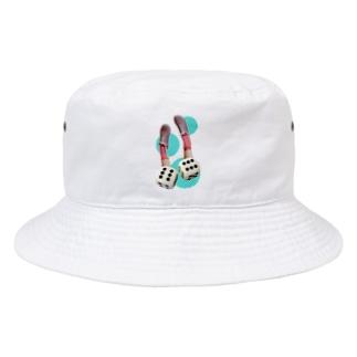 サイコロ Bucket Hat