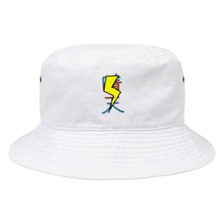 晴天☀️霹靂ver Bucket Hat