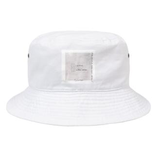 大理石*うさぎ Bucket Hat