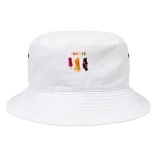 人生やり直しのsummer Bucket Hat