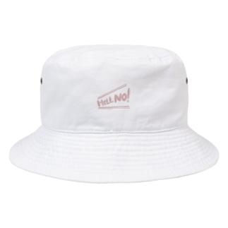 FocusTokyoのHell no Hat Bucket Hat