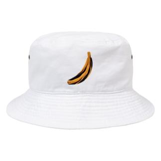 kemumakiの濃密バナナ Bucket Hat