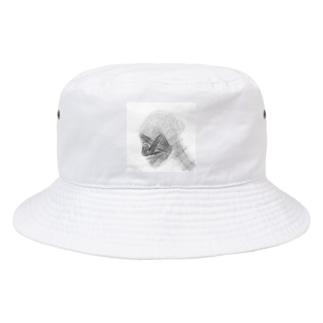 NaMoの人造人間 Bucket Hat