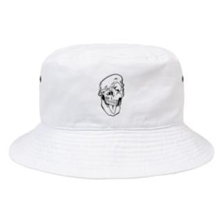 舌髑髏 Bucket Hat