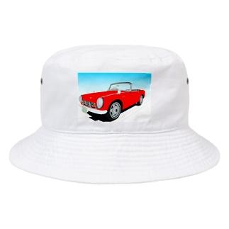 HONDA 500s Bucket Hat